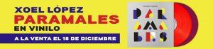 XOEL-banner Paramales en vinilo