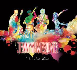 Portada Frenético Ritmo - Jenny and the Mexicats