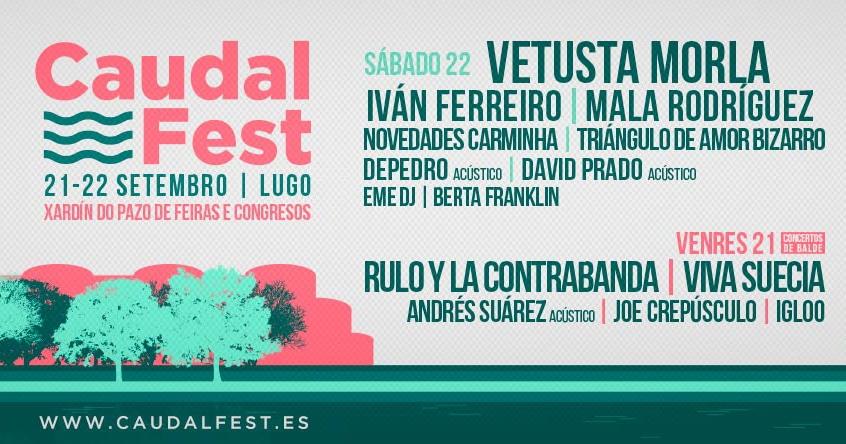 Caudal Fest Lugo 2018