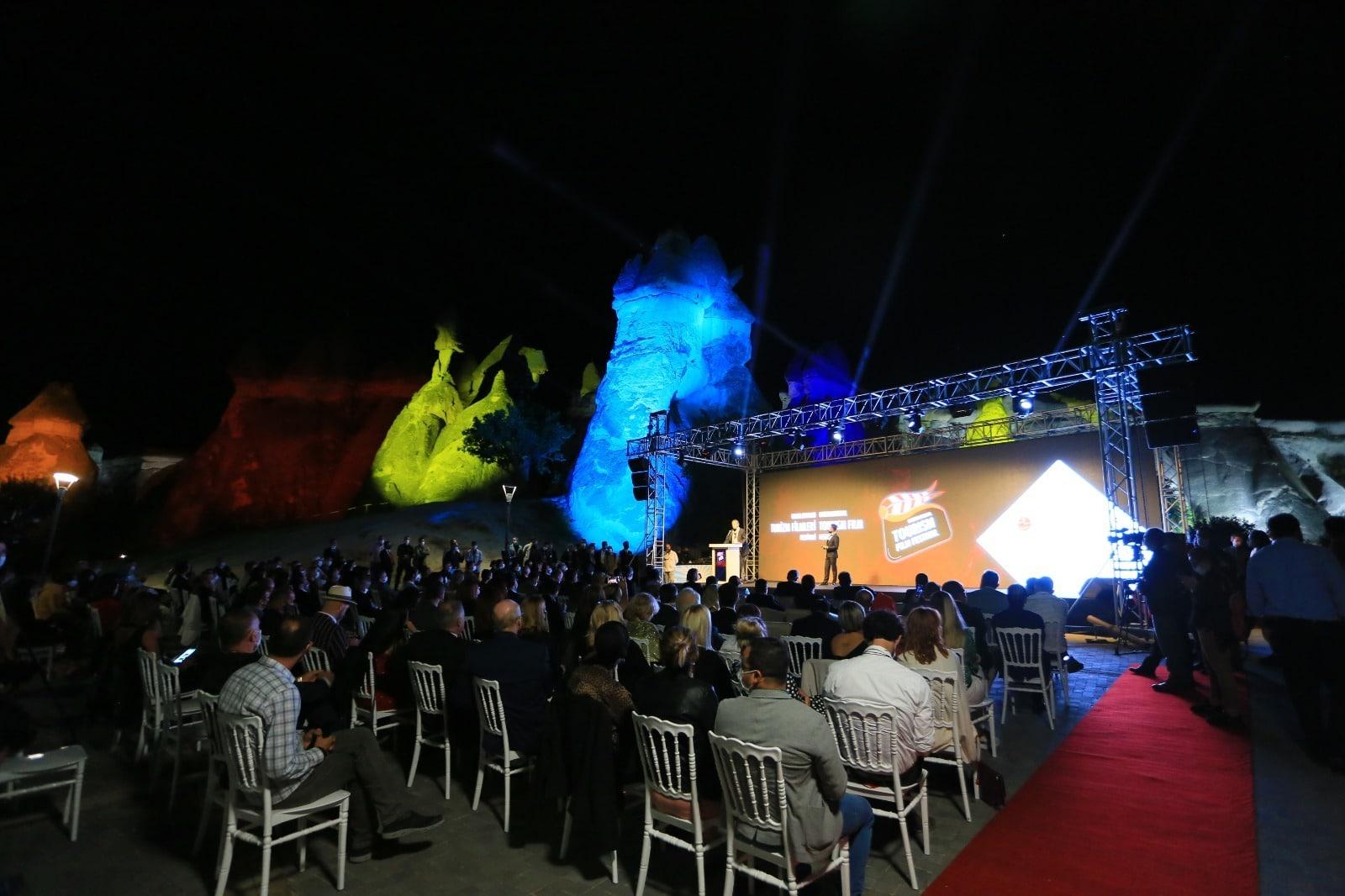 Premio de Oro al Mejor Producto Turístico en el Uluslararası Turizm Filmleri Festivali 2